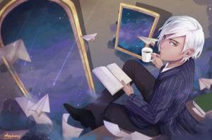 karakter desain anime (2)
